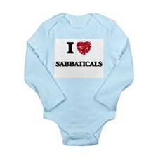 I Love Sabbaticals Body Suit