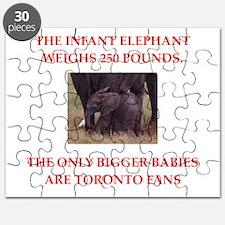 toronto fans Puzzle