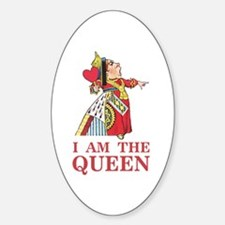 """The Queen of Hearts says, """"I am the Decal"""