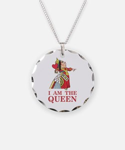 """The Queen of Hearts says, """"I Necklace"""