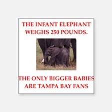 tampa bay Sticker