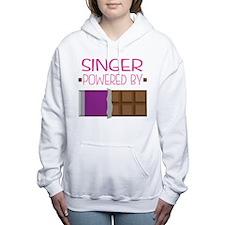 Singer Women's Hooded Sweatshirt