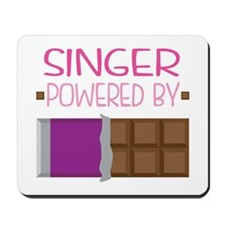 Singer Mousepad