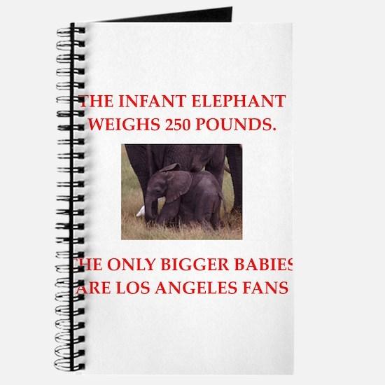 funny fan joke Journal