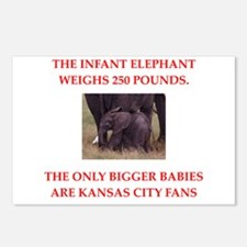 kansas city Postcards (Package of 8)