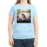 Car Women's Light T-Shirt