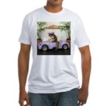 Car Fitted T-Shirt