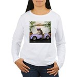 Car Women's Long Sleeve T-Shirt
