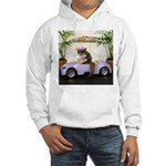 Car Hooded Sweatshirt