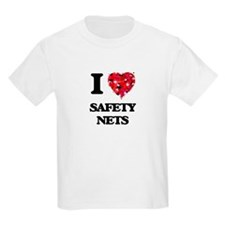I Love Safety Nets T-Shirt