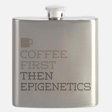 Coffee Then Epigenetics Flask
