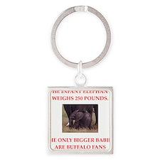 buffalo fans Keychains