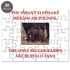 buffalo fans Puzzle