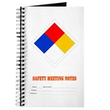 Nfpa Diamond Safety Meeting Journal