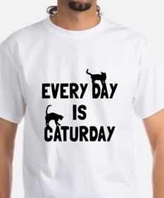 Every day is Caturday Shirt