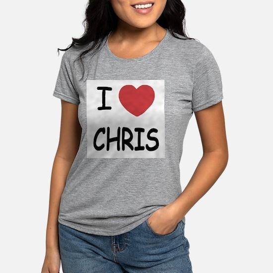 I heart chris T-Shirt