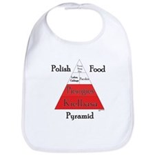 Polish Food Pyramid Bib