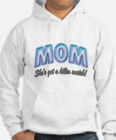 Mom Killer Snatch Hoodie