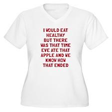 Eat healthy T-Shirt