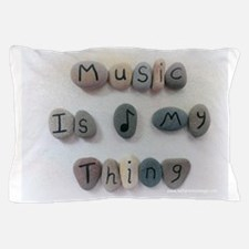 Cute Music chorus Pillow Case