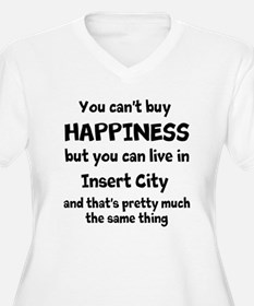 Happiness is inse T-Shirt