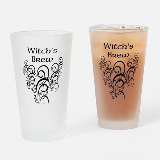 Witch's Brew Drinking Glass