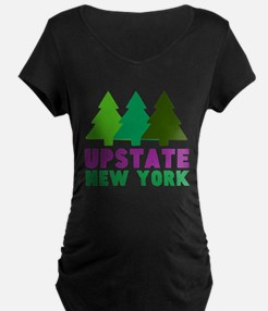 UPSTATE NEW YORK (PINE TREE T-Shirt
