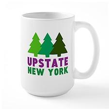 UPSTATE NEW YORK (PINE TREES) Mug