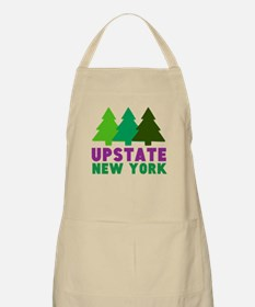 UPSTATE NEW YORK (PINE TREES) Apron