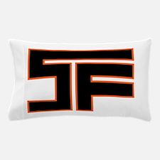 SF_black02_orange_outline.png Pillow Case