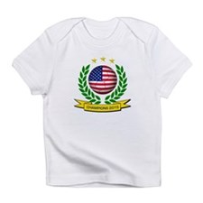 USA Soccer Women 2015 Infant T-Shirt