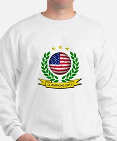 USA Soccer Women 2015 Sweatshirt