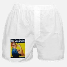 We Can Do It Boxer Shorts