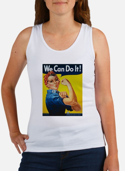 We Can Do It Tank Top