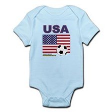 USA Soccer Womens Champions 2015 Body Suit