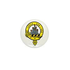 Mac Kenzie Crest Mini Button (10 pack)