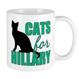 Hillary Small Mugs (11 oz)