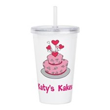 For The Baker In You Acrylic Double-Wall Tumbler