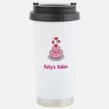 For The Baker In You Stainless Steel Travel Mug