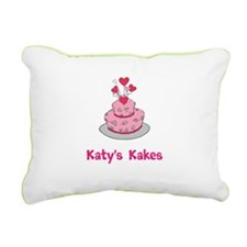 For The Baker In You Rectangular Canvas Pillow