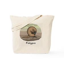 Platypus 1 Tote Bag