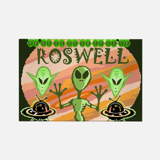 ROSWELL Magnets