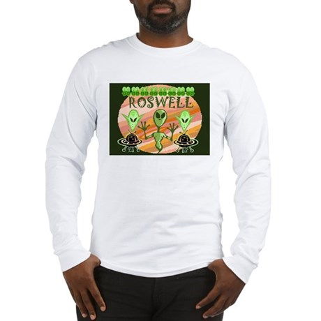 ROSWELL Long Sleeve T-Shirt