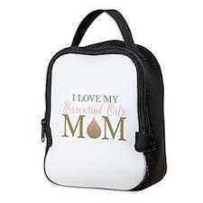 I love my EO mom Neoprene Lunch Bag