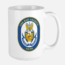 Uss San Jacinto Cg 56 Mugs