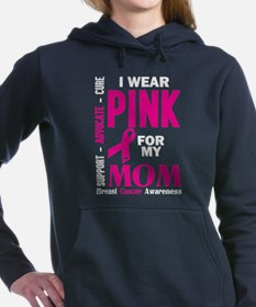 I Wear Pink For My Mom (Breast Cancer Awareness) W