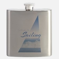 Unique Diving board Flask