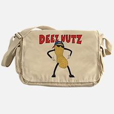 DEEZ NUTZ Messenger Bag
