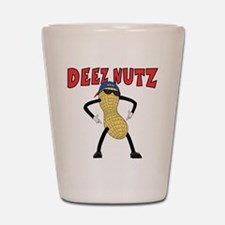 DEEZ NUTZ Shot Glass