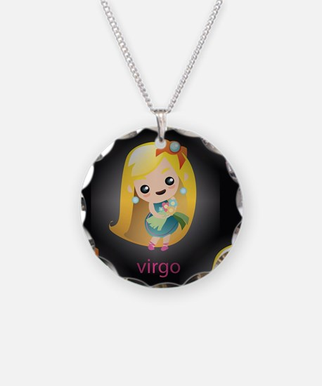 kawaii virgo Necklace